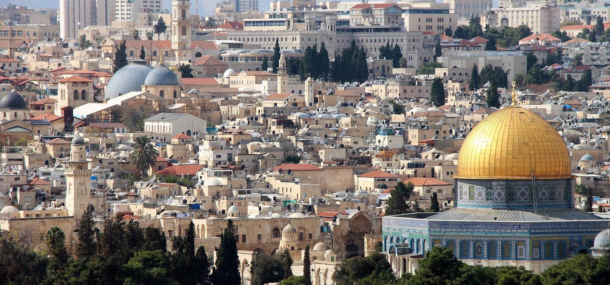 Иерусалим - Конференция Разумного замысла